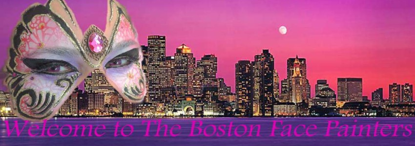 Boston Face Painter